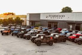 starwood motors 4641 nall rd dallas tx automobile customizing