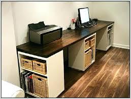 Diy Desk With File Cabinets Desk File Cabinet File Cabinet Desk With File Cabinet
