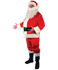 santa costume santa suit christmas costume santa costumes