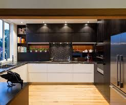 kitchens by design creates a modern kitchen in an important 1960s home