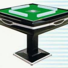 Mahjong Table Automatic by Swee Huat Plastic Co Youtube