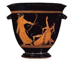 Greek Vase Painting Techniques Greek Vases 800 300 Bc Key Pieces The Classical Art Research Centre