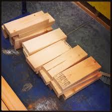 Backyard Jenga Set by Lawn Jenga All You Need Is 6 Pieces Of 2x4x8 Lumber Cut Into 10 5