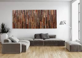 modern design reclaimed wood wall decor lovely ideas