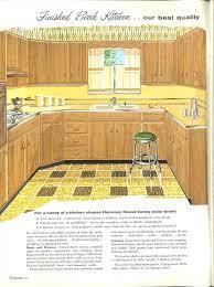 Sears Kitchen Design 1958 Sears Kitchen Cabinets And More 32 Page Catalog Retro
