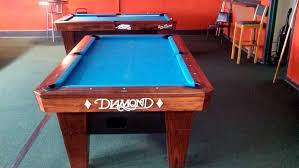 7 Foot Pool Table Diamond Smart Pool Tables 7 Foot Blue Label Azbilliards Com