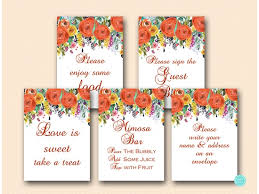 baby shower sign autumn fall bridal baby shower decor signs printabell express