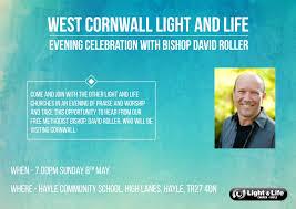 light and life church bishop david roller evening celebration hayle light and life