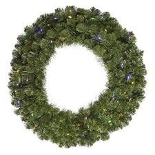 lighted christmas wreath best 25 pre lit wreath ideas on antler wreath gold