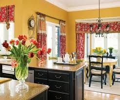 yellow and red kitchen ideas no fail kitchen color combinations golden yellow english manor