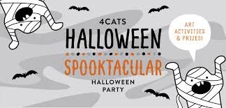 halloween spooktacular party 4cats montgomery