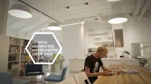 interior lighting design endless possibilities pentagon design helsinki led office