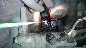 nissan sentra crankshaft position sensor broken crankshaft position sensor dave isom