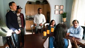 modern family thanksgiving master of none u0027 lena waithe on coming out episode hollywood