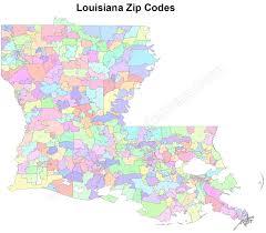 Baton Rouge Zip Code Map Louisiana Zip Code Maps Free Louisiana Zip Code Maps