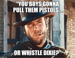 Whistle Meme - clint eastwood imgflip