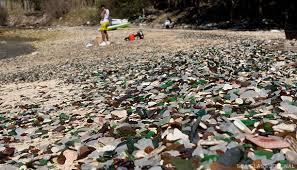 beach of glass bermuda s best sea glass locations