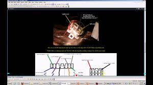 toyota tarago previa estima 1992 tcr10 stereo head unit wiring