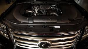 hennessy lexus hennessey supercharges the lexus lx 570 to produce 500 bhp video