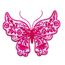 free beautiful butterfly embroidery design annthegran