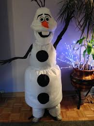 Olaf Costume Frozen Olaf Costume New Instructions 43 Steps