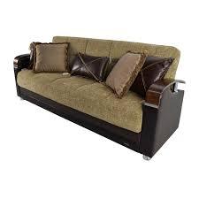 Brown Sofa Sleeper 71 Bellona Bellona Gold And Brown Sofa Sleeper With