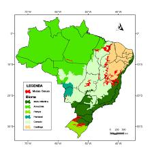 Parana River Map Sao Francisco River Map Pr Energy