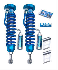 bilstein 5100 coilover toyota tacoma 2 lift 2 5 front reservoir coilovers for 2005 2017 toyota tacoma
