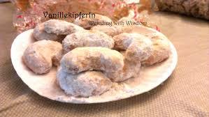 almond crescent christmas cookies christmas lights decoration