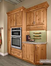 knotty alder kitchen cabinets utah rustic cabinetry natural home