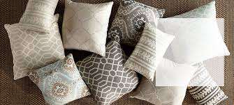 how to mix u0026 match pillows pottery barn
