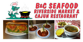 cuisine b b c seafood cajun restaurant