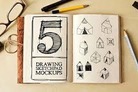 sketch pad mockup photos graphics fonts themes templates