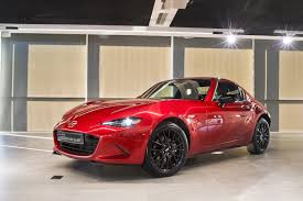 mazda for sale uk new mazda mx 5 rf u0027retractable fastback u0027 prices specs and
