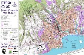 San Francisco Elevation Map Get Lost Running Racing