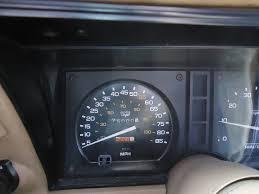 1979 corvette top speed mph speedo