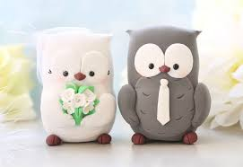 owl cake toppers owls wedding cake toppers unique owls wedding cake toppers flickr