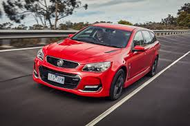 2016 holden vf commodore series ii revealed vfii features new v8
