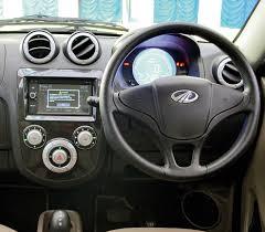 Mahindra Reva E20 Interior Mahindra E2o Plus Adds Practicality To Electric Mobility