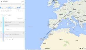 Google Map Location History Privatsphäre Google Meine Aktivitäten Gesammelte Daten Avira Blog