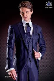 wedding suits italian fashion wedding suits in blue ottavio nuccio gala