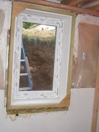adding an egress window in an old house 2 u2026the unpleasant post
