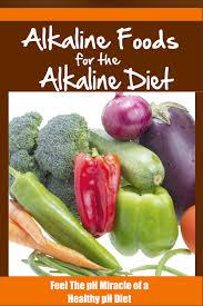 buy cookbooks alkaline foods for the alkaline diet feel the ph