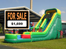 rental professional inflatables for sale