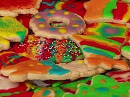 christmas cutout sugar cookies recipe food network