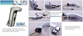 Touch Water Faucet Touch Free Faucets Sale