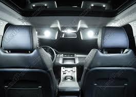 Evoque Interior Photos Pack Full Led Interior For Range Rover Evoque