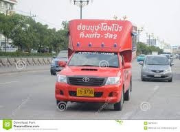 toyota pick up red toyota pickup truck taxi editorial photo image 58295421