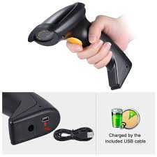 automatic manual 2 4g wireless handheld 1d barcode scanner sales