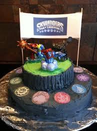 skylanders portal of power birthday cake summer of funner